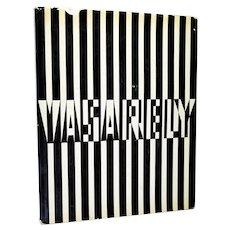 Plastic Arts of the 20th Century: VASARELY. Editions Du Griffon Neuchatel, Switzerland, 1965