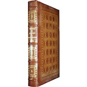 Poe, Edgar Allan: Tales of Mystery & Imagination, 1975. Leather & Gilt by Easton Press