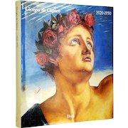Giorgio de Chirico Album, Signed in 1990 by Giulio Andreotti Prime Minister of Italy