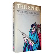 William Golding: The Spire. 1964, First Edition