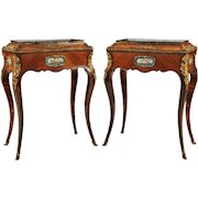 Pair of 19th C. French Jardinières