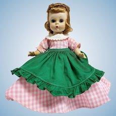 """Madame Alexander """"Little Women"""" 1955 """"Meg"""""""