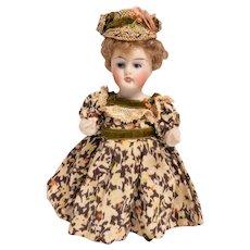 Kestner All Bisque Child Doll Model 130
