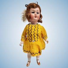 Simon & Halbig All Bisque Doll