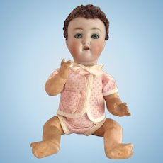 Wiefel & Co. 1912-1918 Mold 301 Toddler Sleep Eye Doll