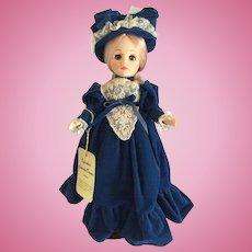 """Effanbee's Grandes Dames Collection 11"""" Elizabeth Doll 1975"""