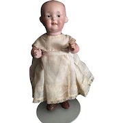 "Armand Marseille 7"" Bisque Head Composition Body Character Toddler"