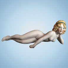 Hertwig Risque Nude Bathing Beauty Mold 1620