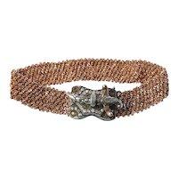 Sevan Bicakci 18k Gold Diamond Dagger Bracelet 40g