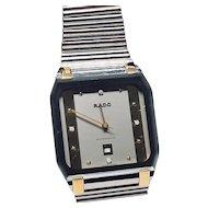 1980s Rado Man's Automatic Watch