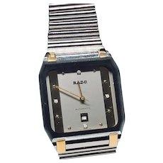 Vintage Rado Man's Automatic Watch