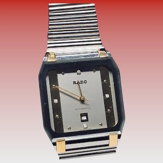 Vintage Rado Man's Automatic Watch