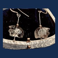 """""""If Pigs Could Fly"""" Earrings"""