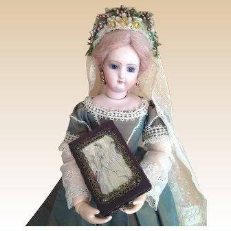 French Fashion ~ Bridal Storage Box ~ Artist Made