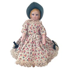 Vintage Ruth Gibbs ~ Godey's Little Lady Doll