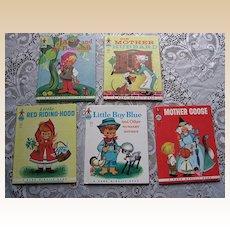 Rand McNally Elf  Anne Sellers Leaf Children Book Set