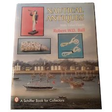 "First Edition ""Nautical Antiques"" Price Guide"
