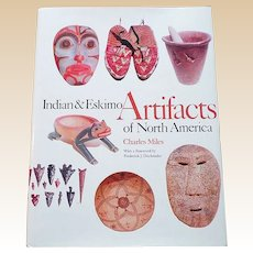 1986 Indian & Eskimo Artifacts Of North America
