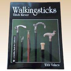 """""""Walking Sticks"""" Price Guide"""