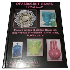 2000 Revised Opalescent Glass From A-Z Reference Guide
