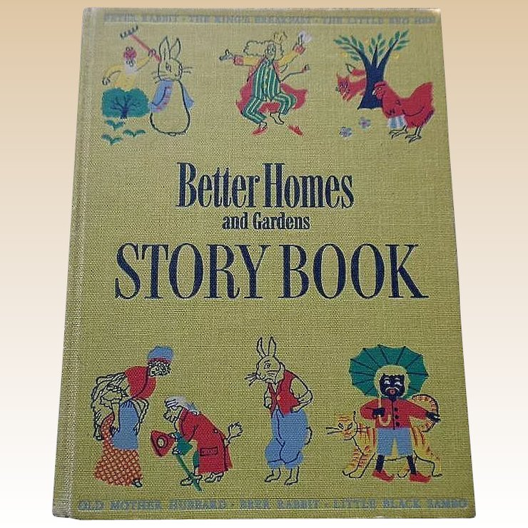 1950 First Edition Better Homes and Gardens Storybook : Cheries ...