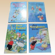Rene Cloke Illustrated Children Book Set Of Four