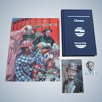 Emmett Kelly Clown Collection