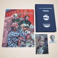 Emmett Kelly Clown Collection