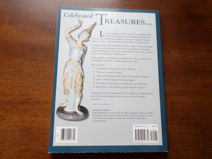 Collecting lladro identification and price guide: cheries.