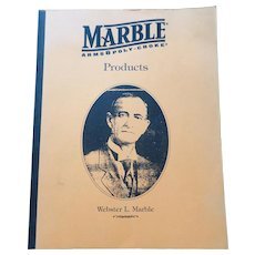 1996 Marbles Arms & Poly-Choke Product Catalog Gladstone Michigan
