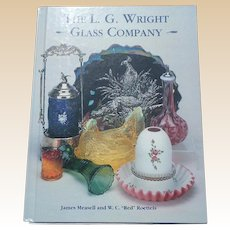 The L. G. Wright Glass Company Price Guide