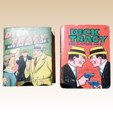 Dick Tracy Better and Big Little Book Set