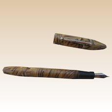 Arnold 14Kt Gold Plate Fountain Pen