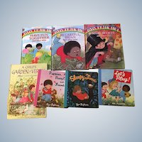 Illustrator Gyo Fujikawa Children Picture Book Set