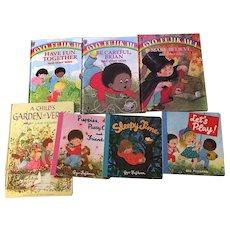Illustrator Gyo Fujikawa Children Picture Book Set