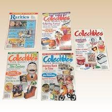 Collectibles Flea Market Finds Magazine Set