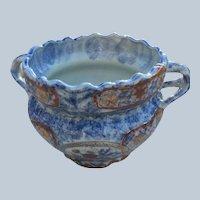 Vintage Japanese Porcelain Planter