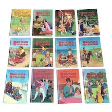 1960's Uncle Arthur 12 Volume Children Book Set