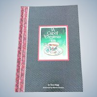 1982  First Edition A Cup Of Christmas Tea Book
