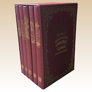 Time Life Charles Dickens Christmas Collector's Edition Set