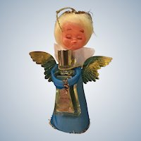 Coty Sweet Earth Cologne Angel Christmas Ornament