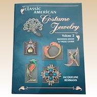 Classic American Costume Jewelry Volume 2
