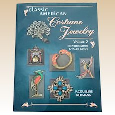 Classic American Costume Jewelry Volume 2