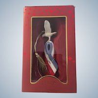 Lenox American Pride Christmas Ornament