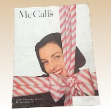 1948 December McCalls Magazine