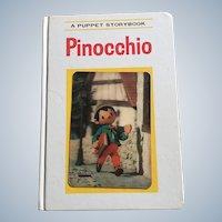 Pinocchio 3 D A Puppet Storybook