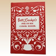 1998 Betty Crocker's Picture Cookbook 1950 Facsimile Edition