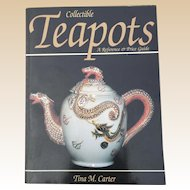 Collectible Teapots Reference and Price Guide