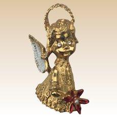 Gerry's Christmas Angel Pin