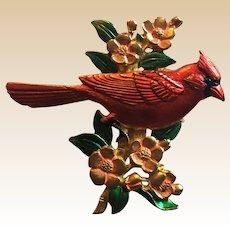 JJ Jonette Cardinal Pin